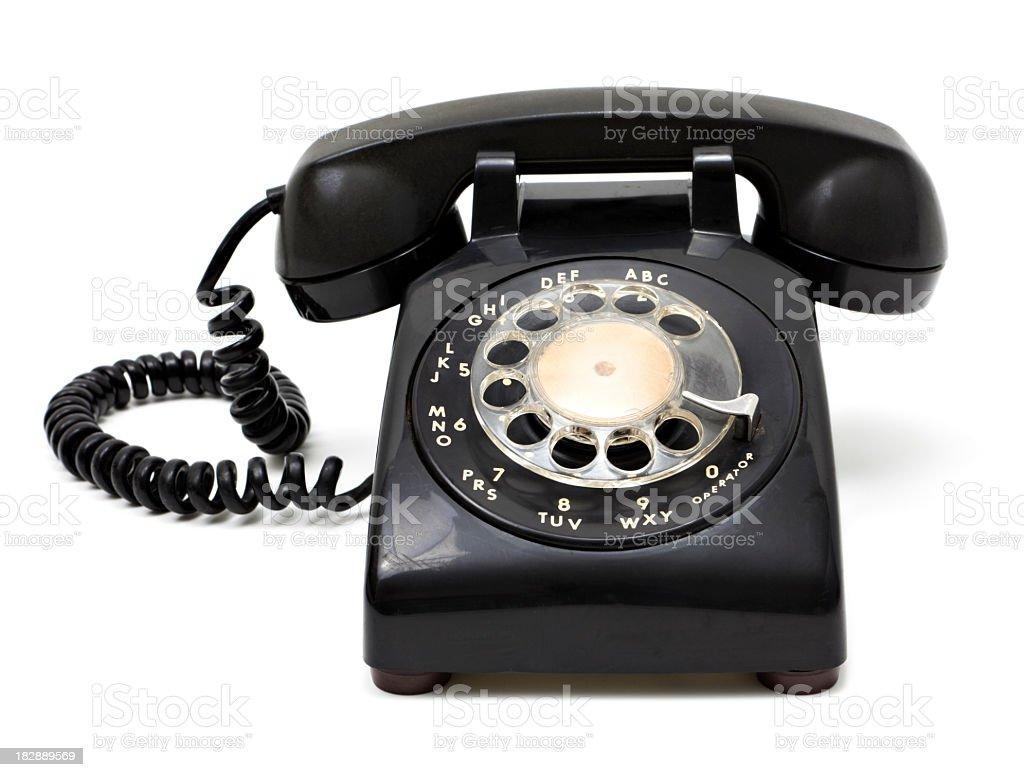 1950 er retro Telefon – Foto