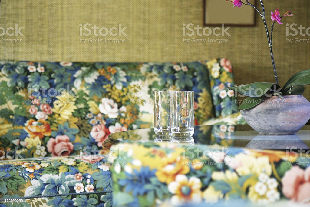 70's style royalty-free stock photo