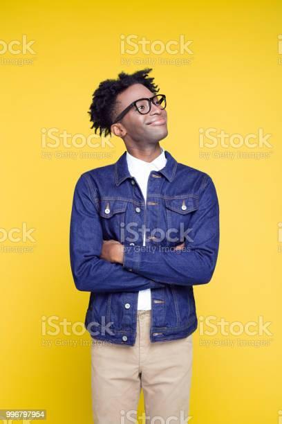 S style portrait of happy geeky young man picture id996797954?b=1&k=6&m=996797954&s=612x612&h=iwsrpkcpqsfqiiq9lzeeynfjckwnmxtej7jphsz81z0=