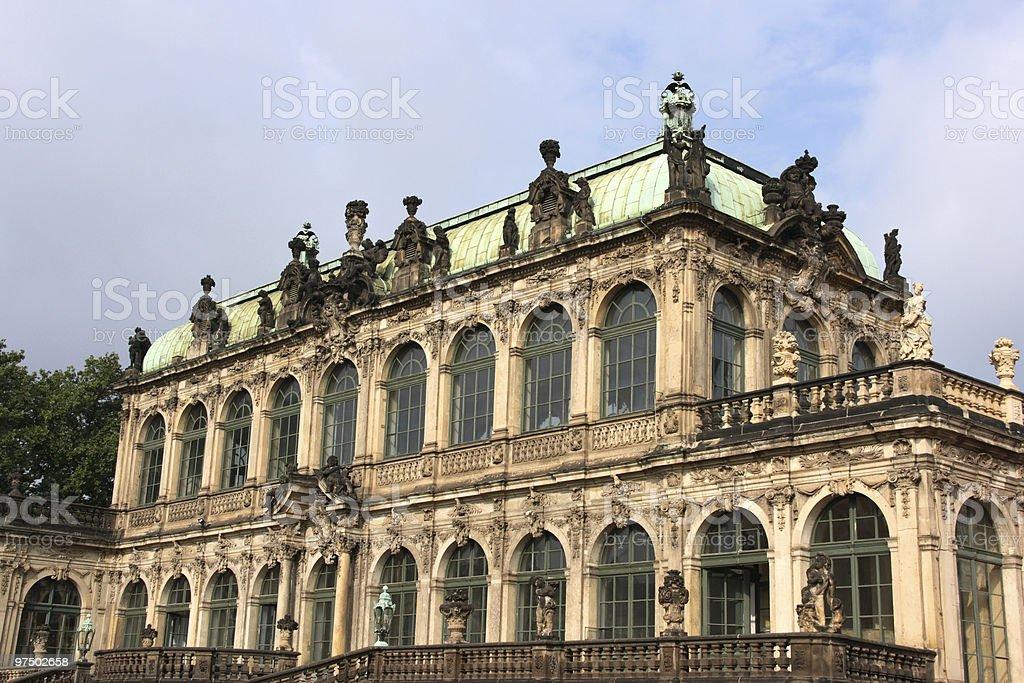 Sachsen landmark royalty-free stock photo