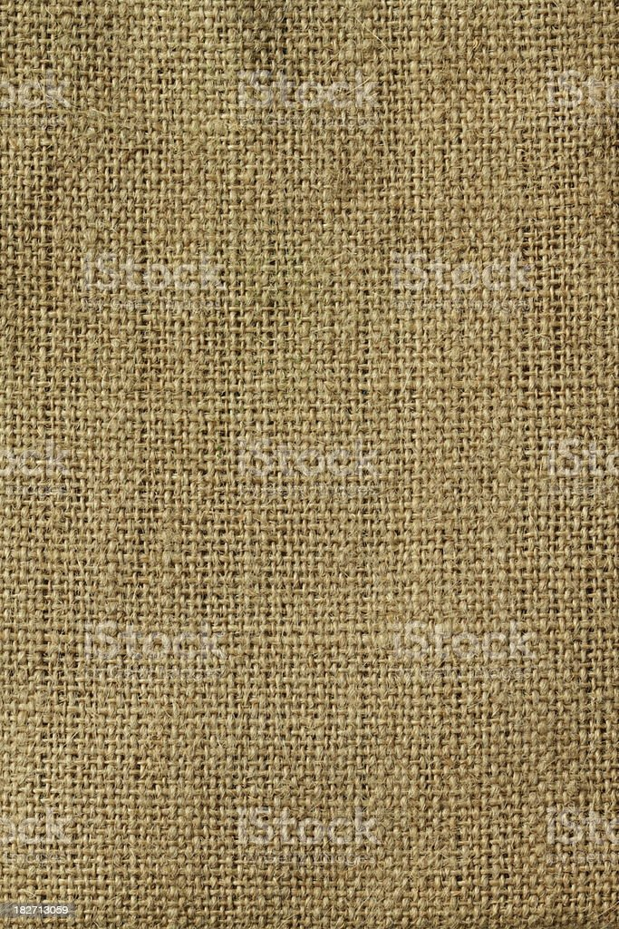 Sack Background royalty-free stock photo