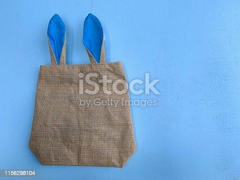 Sack bag with ears