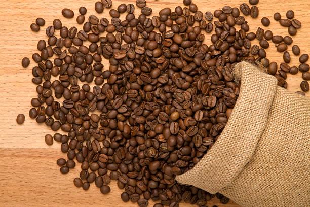 색 커피 곡물 - 커피 마실 것 뉴스 사진 이미지
