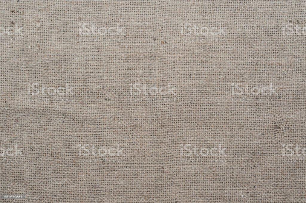 sack of coffee stock photo