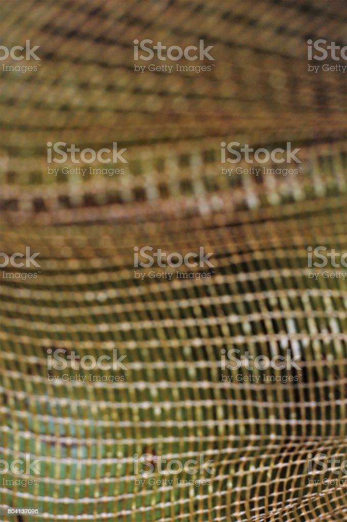 Saco de coco stock photo