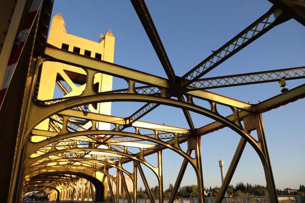 Sacrament Tower Bridge