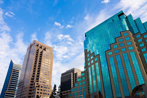 Sacramento California stock photo