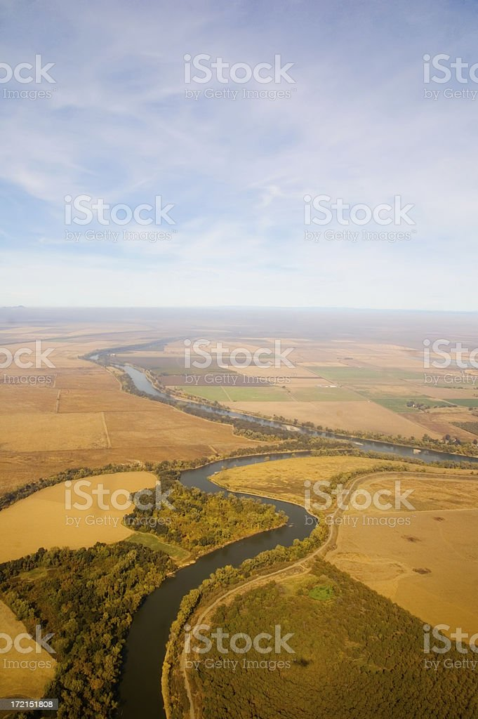 Sacramento Valley royalty-free stock photo