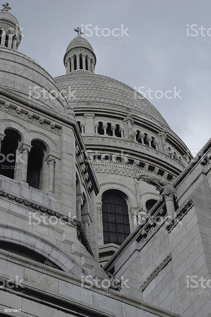 Sacré Coeur IV Lizenzfreies stock-foto