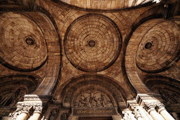 Bazyliki Sacre Coeur w Paryżu Francja – zdjęcie