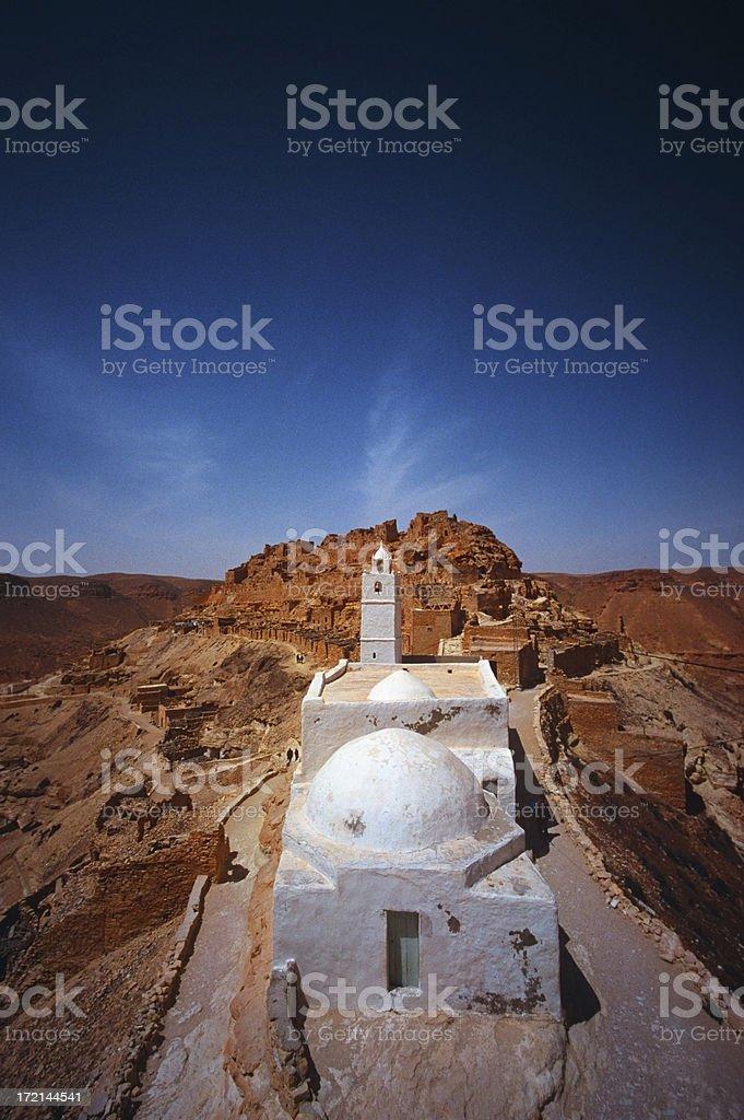 sacred mountain royalty-free stock photo