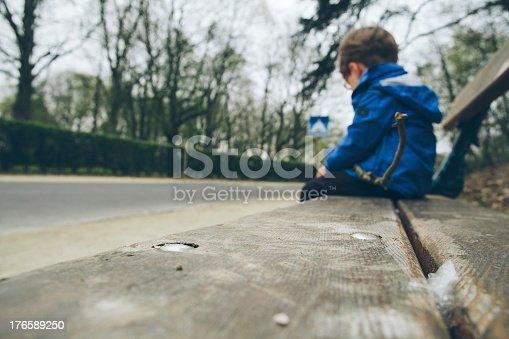 istock Sad boy 176589250