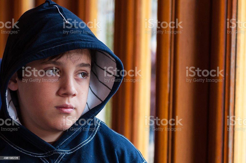 Sad Child foto