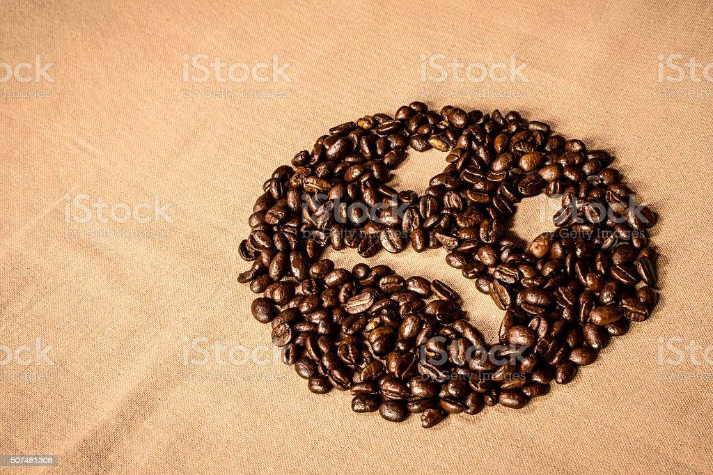 Traurig Kaffee – Foto