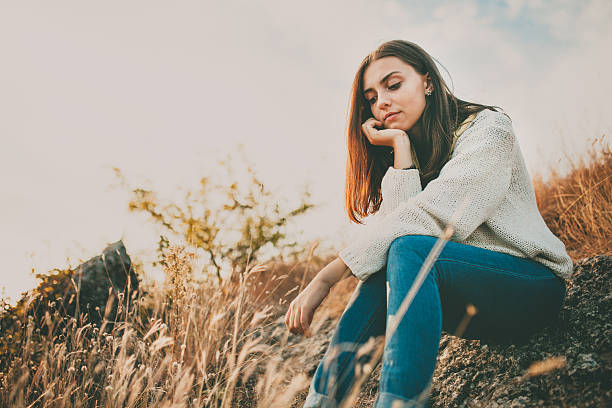 Royalty Free Sad Girl Pictures, Images And Stock Photos -8513