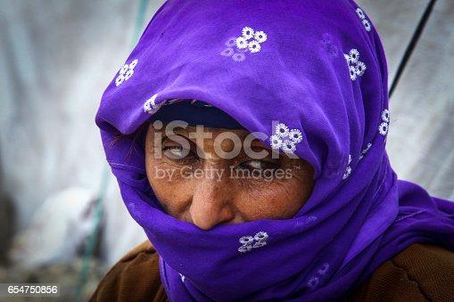 sad, hopeless, headscarf, refugees, syria