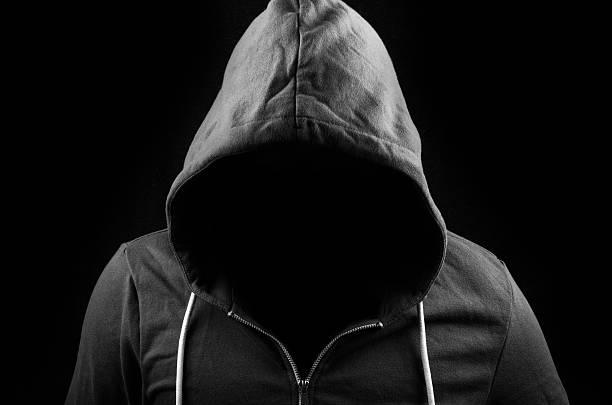 bd591680b96 Top Man In Black Hoodie Upset Stock Photos