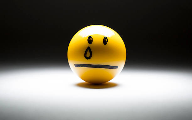 sad miserable crying emoji emoticon - sad cartoon images stock photos and pictures