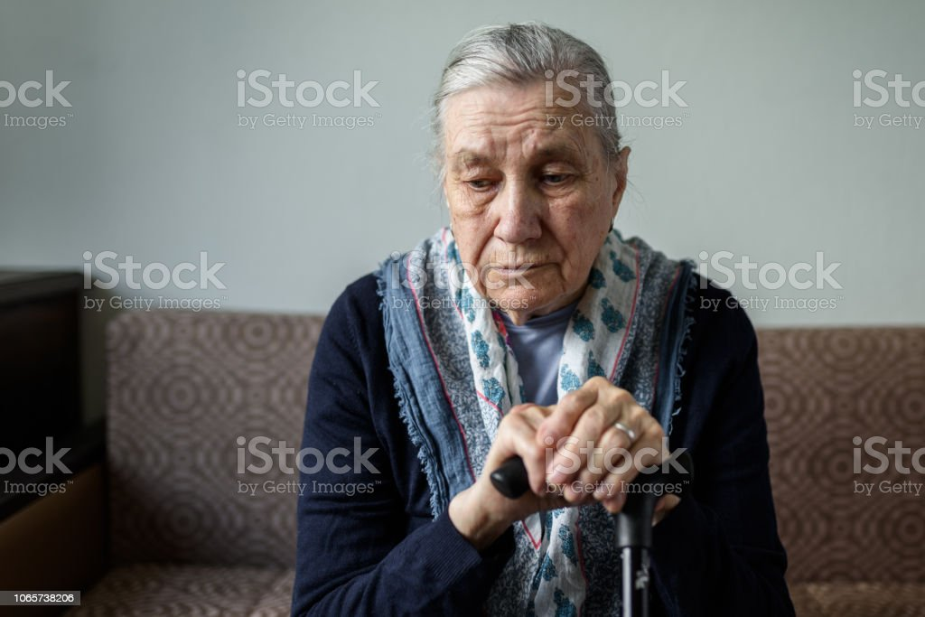 Aging, health problems, disability, memory problems.