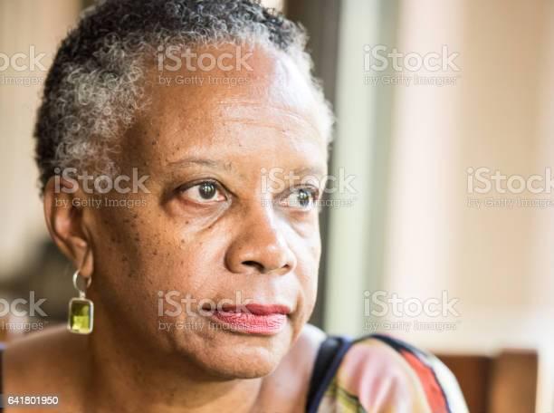 Sad senior african american woman picture id641801950?b=1&k=6&m=641801950&s=612x612&h=nbgzno2v6eeugluvbvobkyinz7me59elvmddc f 8dk=