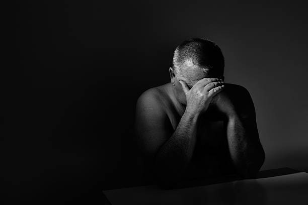 Traurig senior – Foto