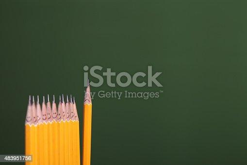 istock Sad Tall Student 483951756