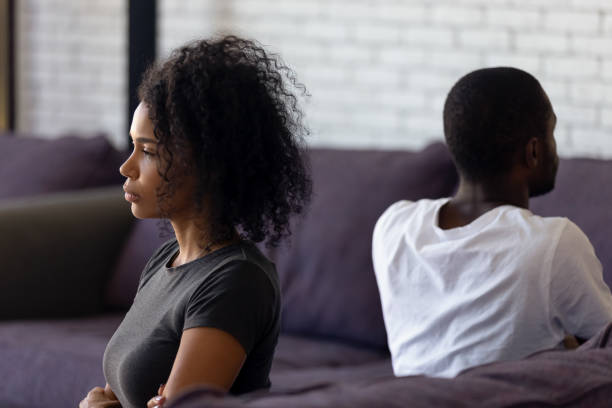 3,912 Black Couple Fighting Stock Photos, Pictures & Royalty-Free Images -  iStock