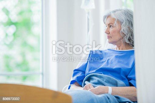 istock Sad Woman 836973332