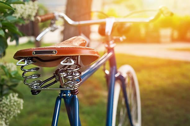 Sattel für Fahrräder – Foto