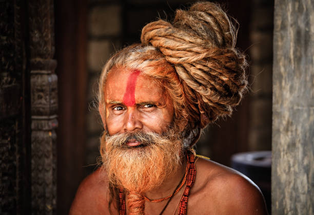 Best Sadhu Stock Photos, Pictures & Royalty-Free Images - iStock