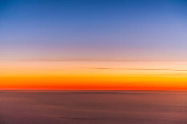 Serial des Sonnenaufgangs – Foto