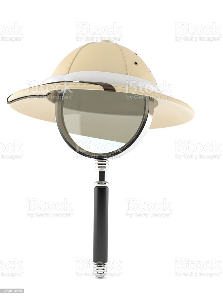 Safari concept stock photo