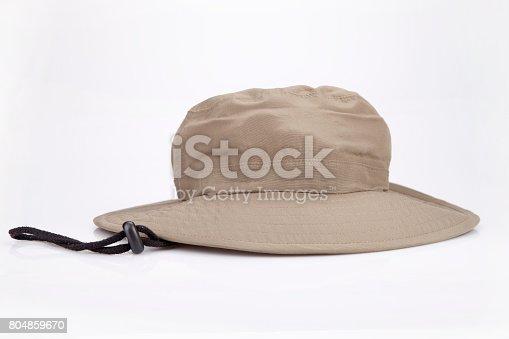 istock Safari hat 804859670