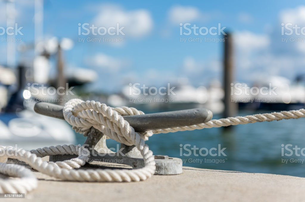 Safe boat stock photo