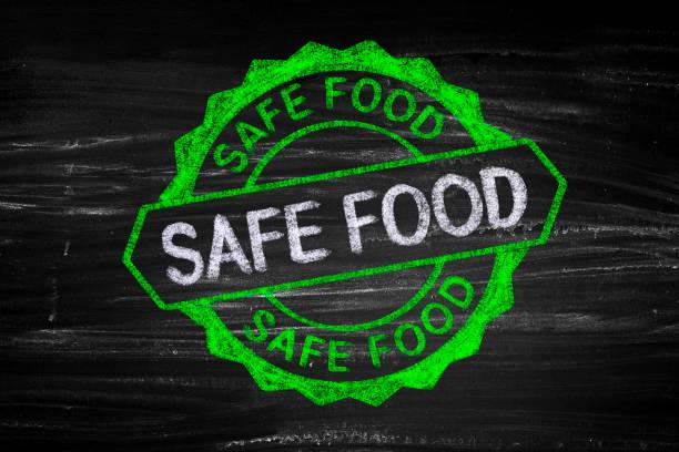 Sichere Lebensmittel – Foto
