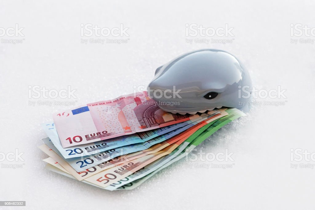Safe or unsafe investment. Financial risk and insecure investment stock photo