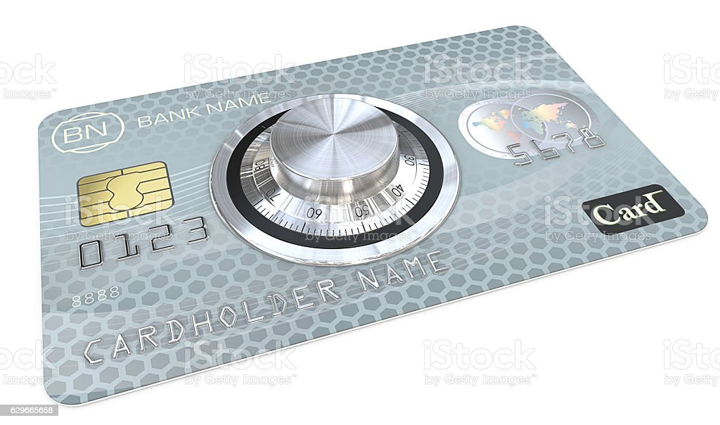 Safe Payments. stock photo