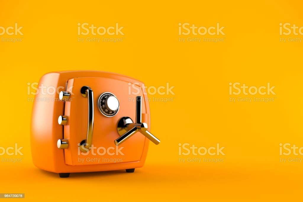 Safe royalty-free stock photo