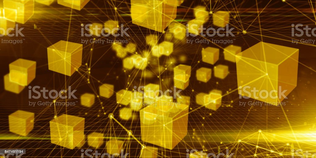 Safe secure cloud computing information technology mobile internet network technology stock photo