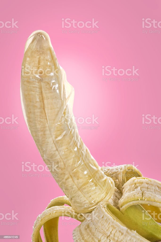 Safe Sex, Wear Condom royalty-free stock photo