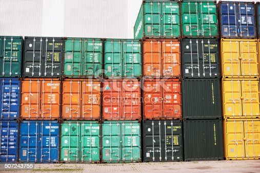 697974610 istock photo Safe storage for special cargo 507243755