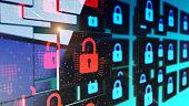 Safe storage of information data