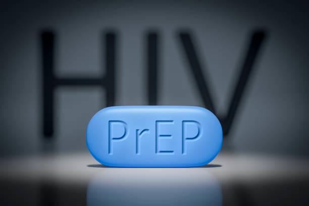 sicherer sex pille - aids stock-fotos und bilder