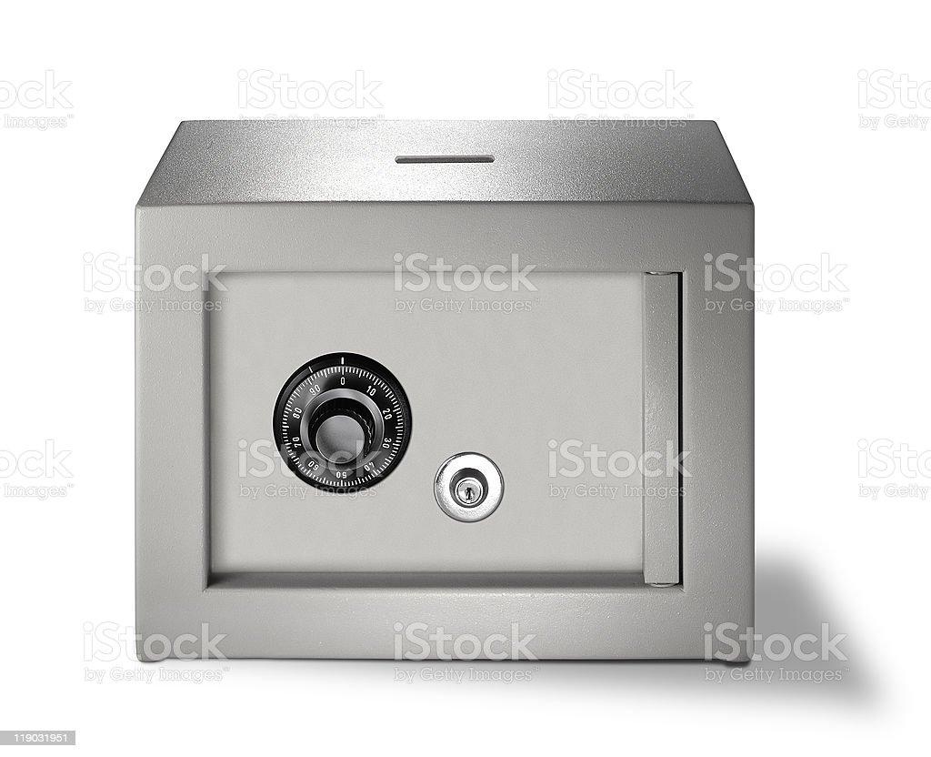 safety box royalty-free stock photo