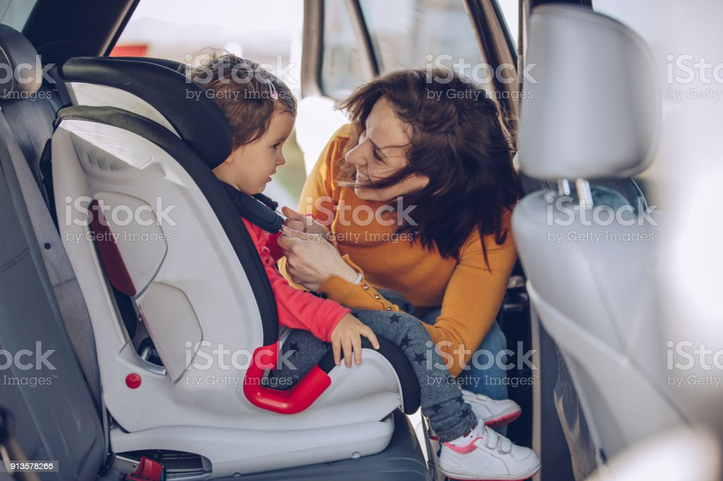 Safety comes first stock photo
