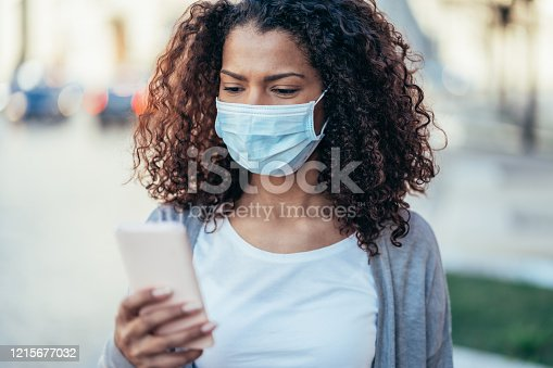 istock Safety during COVID-19 pandemic 1215677032