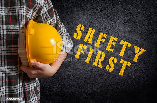 istock Safety first 1283836460