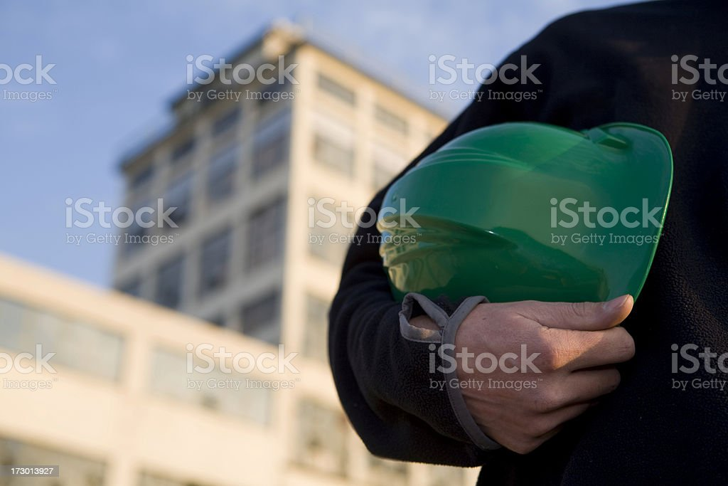 Safety first. royalty-free stock photo