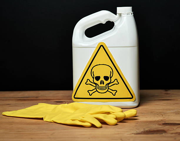safety first! - poisonous stock pictures, royalty-free photos & images