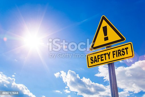 istock Safety first 609712644